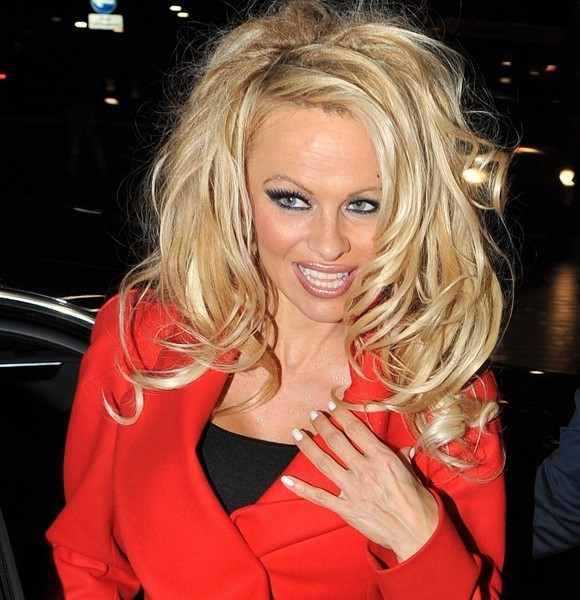 Pamela Anderson Hairstyle – HairstyleStyle.com