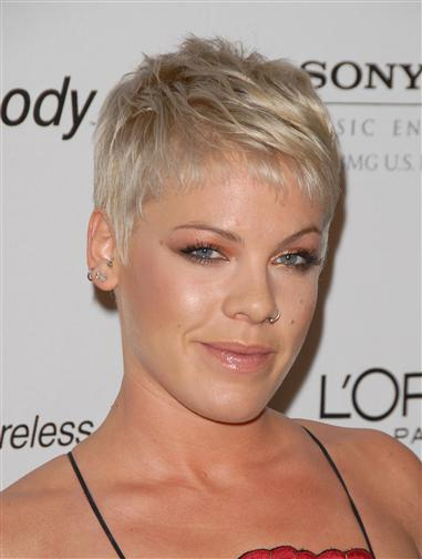 Pink Hairstyle Hairstylestyle Com